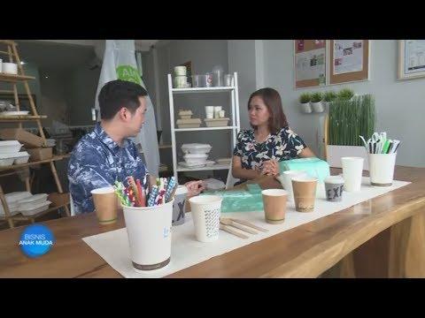 Bisnis Anak Muda - Laba Asyik Kemasan Organik