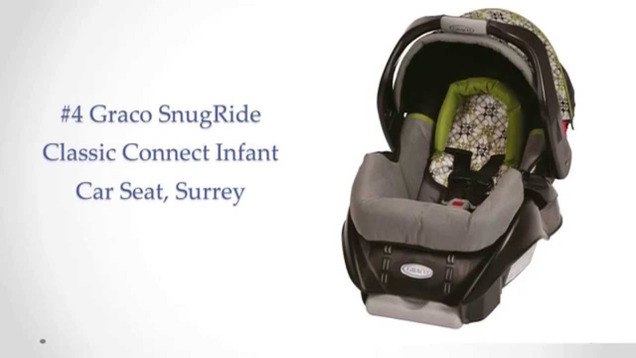 Best Infant Car Seat For Small Cars Review - YouTube