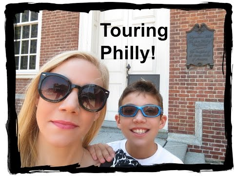 Touring Philly! - Exploring the City of Philadelphia on a Budget