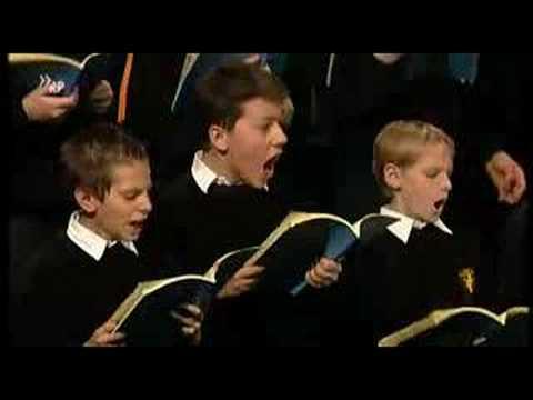 "Tölzer Knabenchor "" Kyrie Eleison/Gloria  W. Amadeus Mozart"""