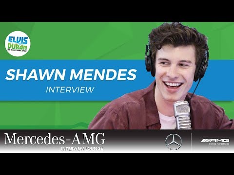 Shawn Mendes Thinks Justin Bieber Could Take Him in a Fight | Elvis Duran Show