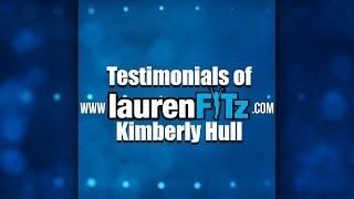 Lauren Fitz Fitness - Testimonial of Kimberly Hull