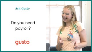 Do You Need Payroll For Your Business?