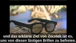 Zecotek 3D System auf Discovery Channel - Übersetzung