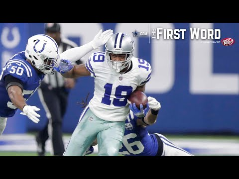 The First Word: Cowboys Lose to Colts | Dallas Cowboys 2018