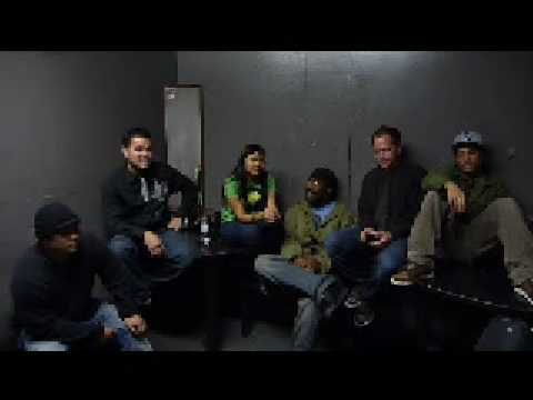 SPTV - Interview with The Concrete Project (Official Launch Episode)
