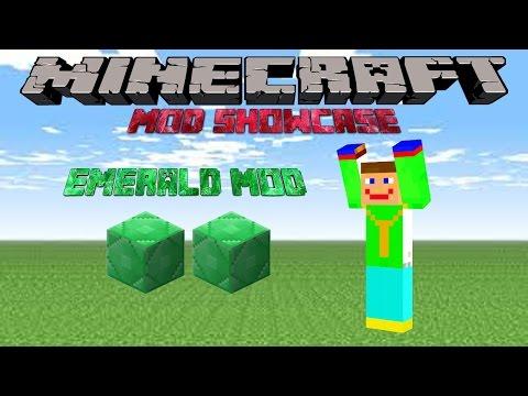 Minecraft - Mod Showcase - Emerald Mod
