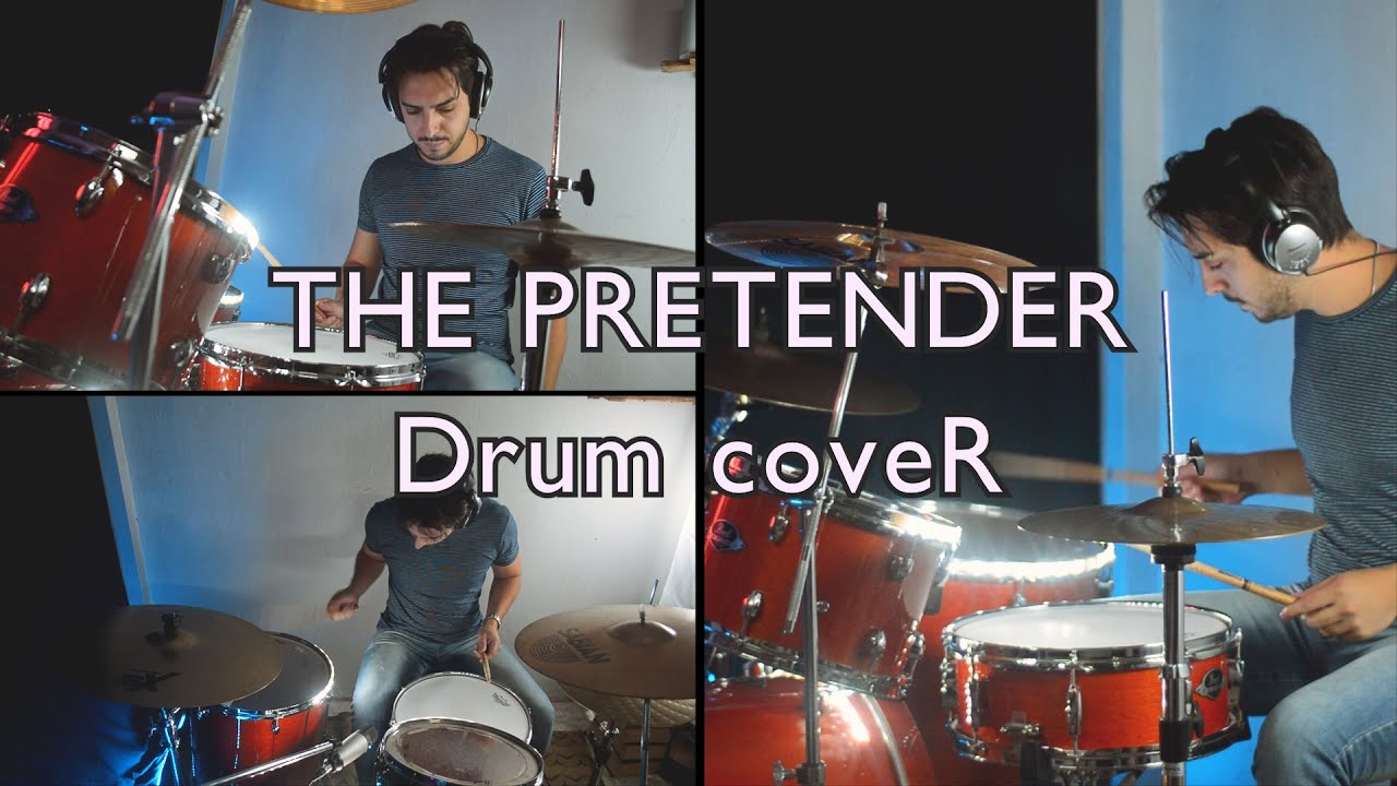 The Pretender FooFighters DRUMCOVER