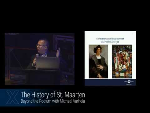 A History of Saint Martin (Celebrity Reflection)
