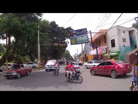 Driving Downtown - Licey al Medio 2019 - Dominican Republic