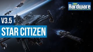 Star Citizen 3.5 | Aktueller Stand | Performance @ Ryzen 2700x + RTX 2080 Ti