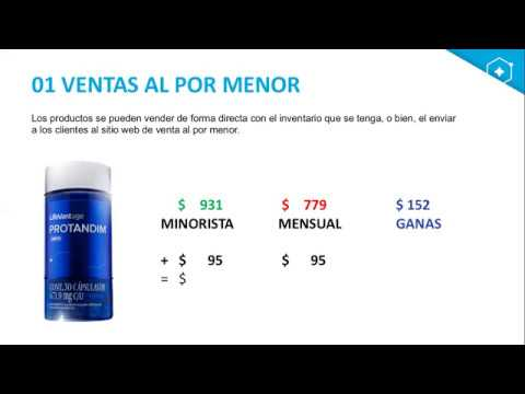 Plan de Compensación 2018 LifeVantage - MEXICO