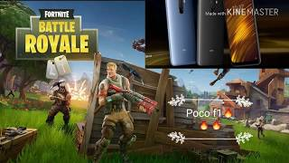 POCO F1 fortnite bataille royale comment télécharger