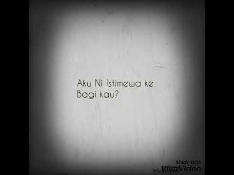lirik-jangan menangis jangan bersedih