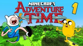 ADVENTURE TIME (Ep.1) ★ Minecraft Adventure