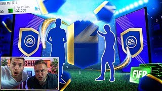FIFA 18: Das TOTS PACK OPENING geht weiter + NEUE SBC´s