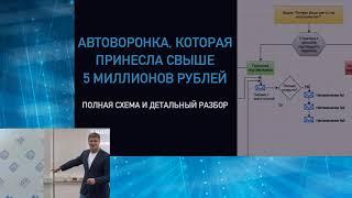Автоворонка, которая принесла более 5 млн  рублей