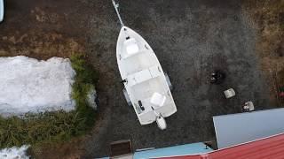Риболовля у Фінляндії. 4-й випуск. Човен для вертикального джига.