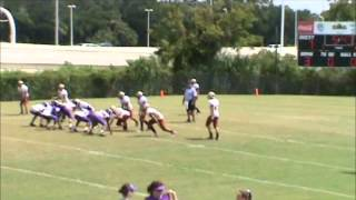 Calvin Young#3 Town n Country Vikings WR/DB CLASS OF 2016