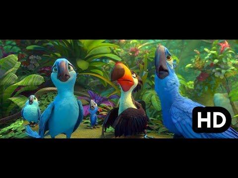 Download Río 2 Película Animada En Español latino [Recortado] 1080 Full HD