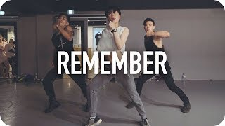 Download Remember - Katie / Hyojin Choi Choreography Mp3 and Videos
