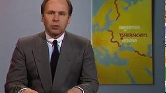 YLE Uutiset - Tšernobyl (29.4.1986)