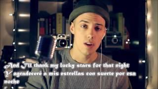 Leroy Sanchez - Say You Won´t Let Go lyrics traducida (James Arthur cover)