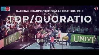 Official Trailer - IKF Europa Cup Korfball - Teylingen - January 12, 13 and 14 2017