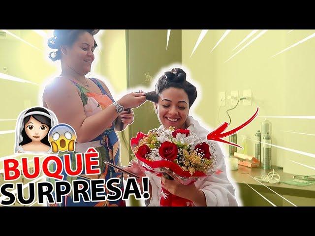 O GRANDE DIA DO MEU CASAMENTO CHEGOU!! #CasamentoSaeJef