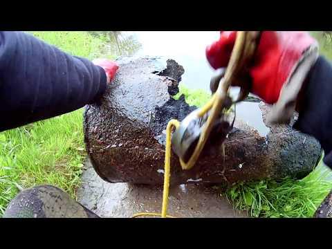 Тайна реки Осетр в Зарайске на Поисковый Магнит