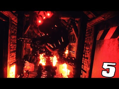 THE ANIMATRONIC CREATION ATTACKS! || The Joy of Creation Story Mode (Five Nights at Freddys)