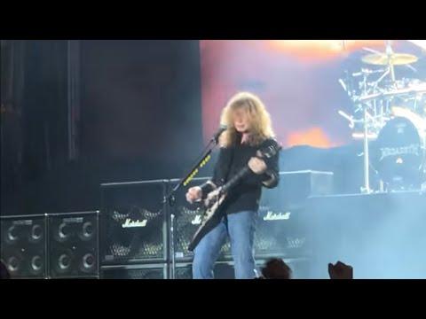 Megadeth - Holy Wars (Live in Lisbon, Portugal 07/10/2018) mp3