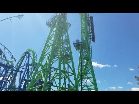 Goliath - Six Flags New England