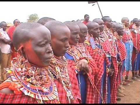 clans that devides development in Kajiado
