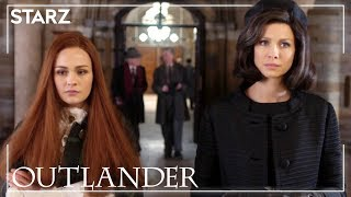 Outlander | Claire and Brianna | STARZ
