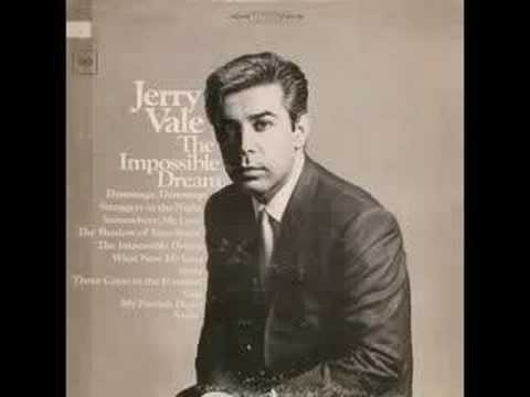 Jerry Vale - Strangers in the night
