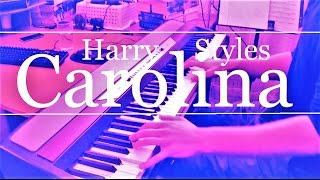 Carolina (Harry Styles) Piano Cover