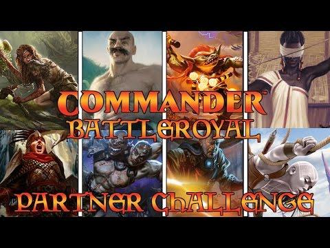 Commander Battleroyal - Partner Challenge