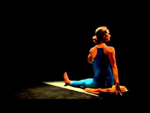 marichyasana iii  yoga journal poses  youtube
