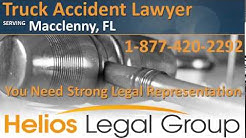 Macclenny Truck Accident Lawyer & Attorney - Florida