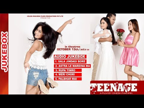 Teenage Nepali Movie Audio Jukebox 2017 || Rajesh Payal Rai, Anju Panta