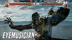 Crazy Yoshimitsu Player (EyeMusician) vs. AK | REV Major 2019 | TEKKEN 7 Season 3
