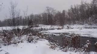 видео река Березайка