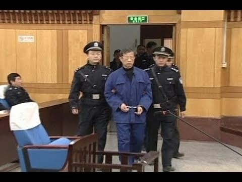 Two Chinese Vice Mayors Executed for Bribery