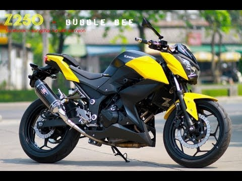 Variasi Motor Kawasaki Z 250 ide