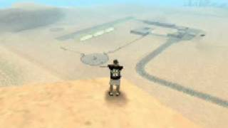 GTA San Andreas: Ovni en el Área 69 (UFO at the Area 69)