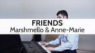 Friends Marshmello Anne-Marie Piano Cover by Niko Kotoulas.mp3