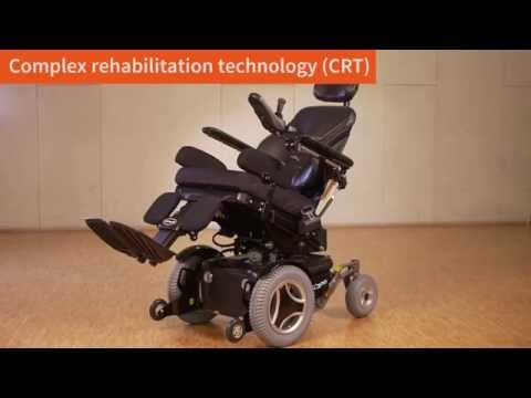 Complex Rehabilitation Technology (CRT) And Durable Medical Equipment (DME)