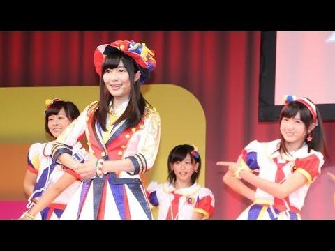 HKT48・指原莉乃登場!「プリウスPHV」新CM発表会(1) #Rino Sashihara #Japanese Idol