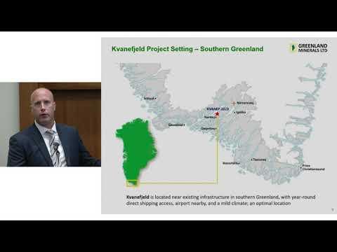 John Mair (Greenland Minerals Ltd.) - Greenland Day PDAC 2020